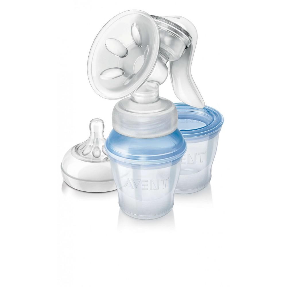 Buy Philips Avent Comfort Manual Breast Pump (White ...